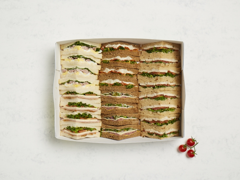 Meat Sandwich Platter- Serves 6