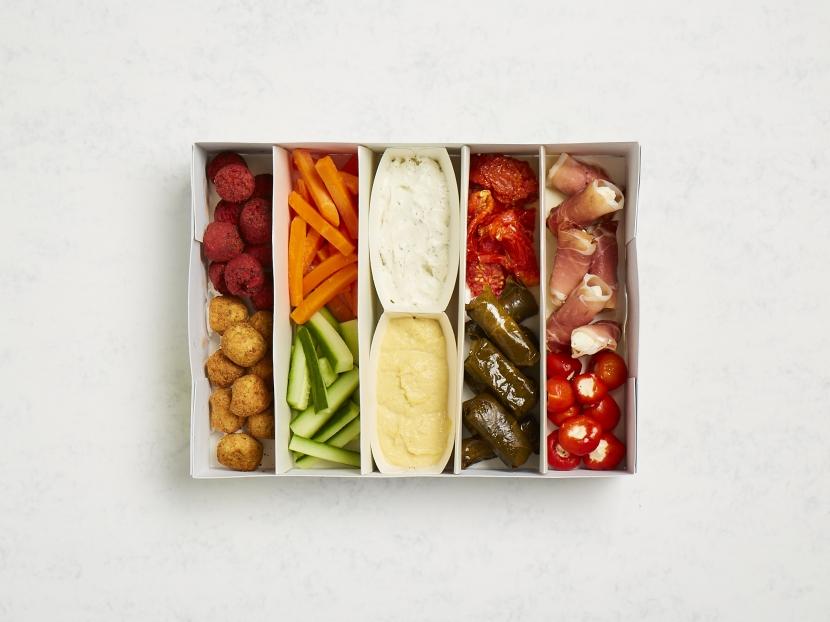 Mediterranean Deli Platter - Serves 7