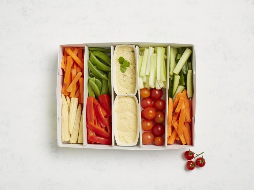 Mixed Veg Crudité Platter - Serves 10