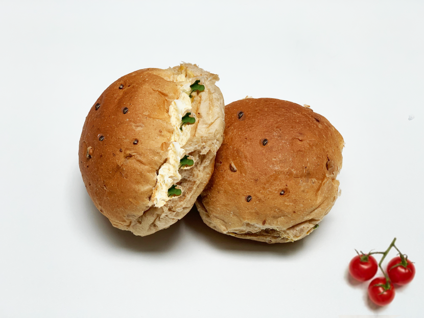 Gluten Free Chunky Egg and Cress Roll *Must be ordered 48 hrs in advance*